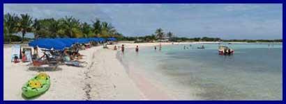 Galion Beach panorama