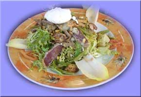 Salade Perigordine